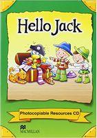 Диск для лазерних систем зчитування Hello Jack Photocopiables CD-ROM