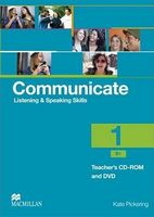 Підручник  Communicate 1 Teacher's CD-ROM & DVD Pack