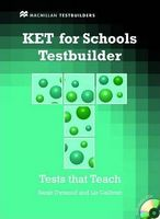 Підручник KET for Schools  Testbuilder Pk + Key