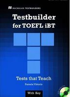 Підручник TOEFL Testbuilder Pack