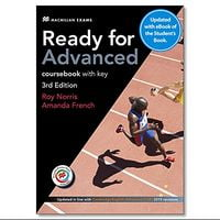 Підручник Ready for Advanced 3rd Edition SB & Key & MPO + eBook Pack