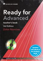 Підручник Ready for Advanced 3rd Edition Teacher's Book + eBook Pack