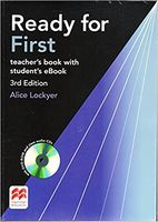 Підручник Ready for First (3rd edition) + eBook Teacher's Book Pack