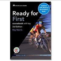 Підручник Ready for FCE (3rd edition) SB + eBook & MPO & Audio CD Pack with Key