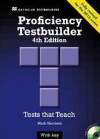 Підручник New Proficiency Testbuider 4th edition with Key & Audio CD Pack