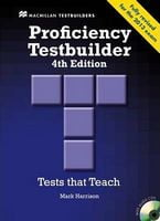 Підручник New Proficiency Testbuider 4th edition without Key& Audio CD Pack