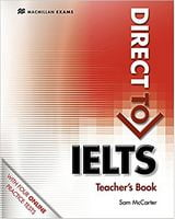 Підручник Direct to IELTS Teacher's Book & Webcode Pack