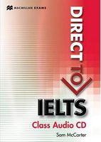 Диск для лазерних систем зчитування Direct to IELTS Class Audio CD (2)