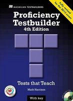 Підручник New Proficiency Testbuider 4th edition Student's Book without Key & Audio CD & MPO Pack (шт)