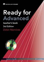 Підручник Ready for Advanced 3rd Edition Teacher's Book Pack