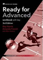 Підручник Ready for Advanced 3rd Edition Workbook with key Pack