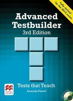 Підручник Advanced Testbuilder 3rd Ed without key