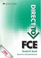 Підручник Direct to FCE Student's Book & Webcode Pack With Key