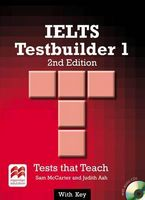 Підручник IELTS 1 Testbuilder 2nd ed +key Pk