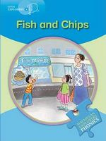 Підручник Little Explorers B : Fish and Chips