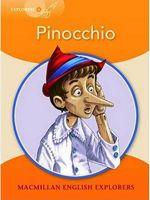 Підручник Explorers 4 Pinocchio Reader