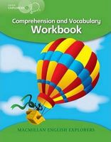 Підручник Little Explorers A Comprehension And Vocab WB