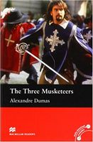 Підручник Beginner Level : The Three Musketeers
