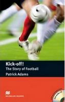 Підручник Pre-int : Kick Off! The Story Of Football + Pack