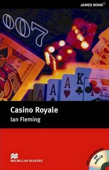 %D0%9F%D1%96%D0%B4%D1%80%D1%83%D1%87%D0%BD%D0%B8%D0%BA+Pre-intermediate+Level+%3A+Casino+Royale%2B+Pack - фото 1