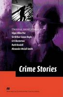 Підручник Macmillan Literature Collections : Crime Stories