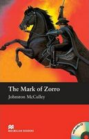 Підручник Elementary Level : Mark of Zorro, The+ Pack