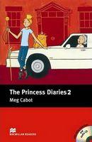 Підручник Elementary Level : Princess Diaries: Book Two, The+ Pack (шт)