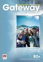 Підручник Gateway 2nd Ed B2+ SB Prem Pk