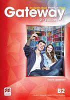Підручник Gateway 2nd Ed B2 SB Prem Pk