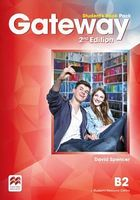 Підручник Gateway 2nd Ed B2 SB Pack
