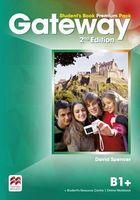 Підручник Gateway 2nd Ed B1+ SB Prem Pk