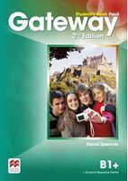 Підручник Gateway 2nd Ed B1+ SB Pack