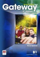 Підручник Gateway 2nd Ed B1 SB Pack