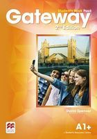 Підручник Gateway 2nd Ed A1+ SB Pack