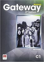 Підручник Gateway 2nd Ed С1 WB