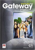 Підручник Gateway 2nd Ed С1 SB Pack