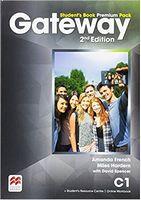 Підручник Gateway 2nd Ed С1 SB Prem Pk