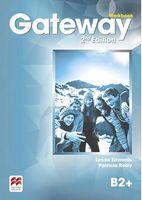 Підручник Gateway 2nd Ed B2+ WB