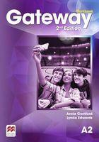 Підручник Gateway 2nd Ed A2 WB