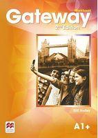 Підручник Gateway 2nd Ed A1+ WB