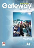 Підручник Gateway 2nd Ed B2+ SB Pack