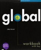 Підручник Global Beginner Workbook + CD with Key