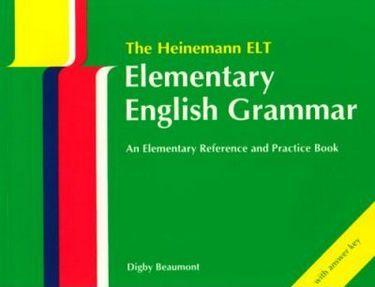 %D0%9F%D1%96%D0%B4%D1%80%D1%83%D1%87%D0%BD%D0%B8%D0%BA+Heinemann+ELT+Elementary+English+Grammar - фото 1