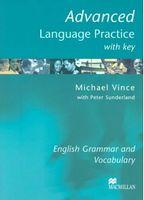 Підручник New Advanced Language Practice
