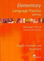 Підручник New Elementary Language Practice