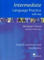 Підручник New Intermediate Language Practice