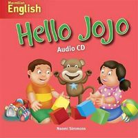 Диск для лазерних систем зчитування Hello Jojo CD