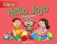 Наглядні картки Hello Jojo Flashcards