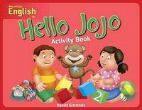 Підручник Hello Jojo Activity Book 2