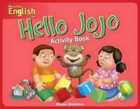 Підручник Hello Jojo Activity Book 1